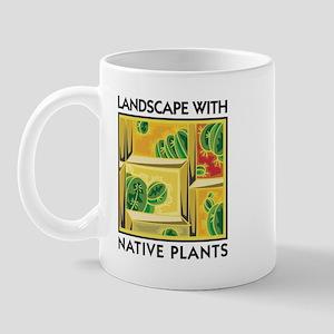 Landscape with Native Plants Mug