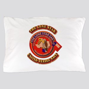 US - NAVY - The Lone Star Sar Pillow Case