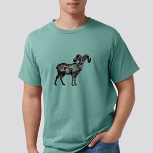 FULL ATTENTION Mens Comfort Colors Shirt