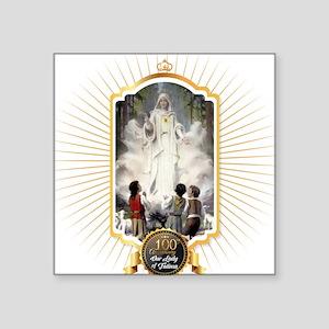 100 Years of Fatima Sticker