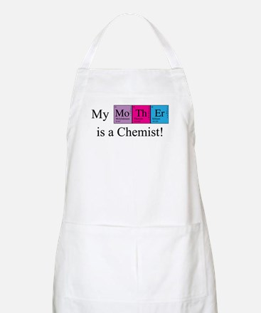 My Mother is a Chemist Apron