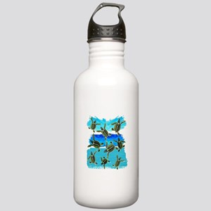 THE NEW WORLD Water Bottle