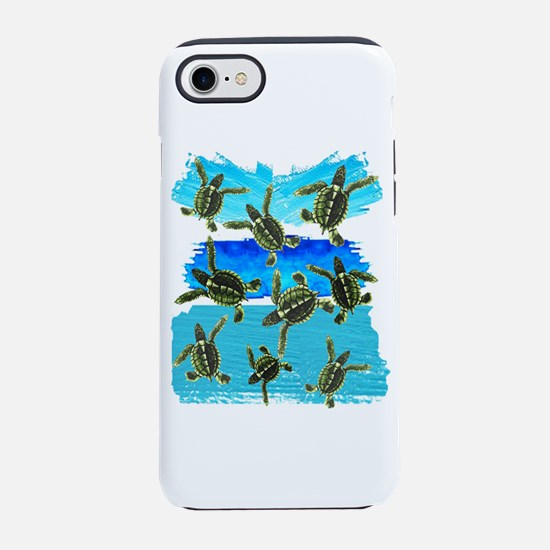 THE NEW WORLD iPhone 7 Tough Case