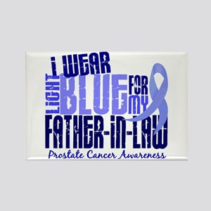 I Wear Light Blue 6.4 Prostate Cancer Rectangle Ma