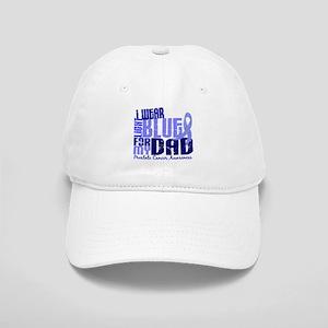I Wear Light Blue 6.4 Prostate Cancer Cap