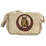 Celtic Owl Messenger Bag