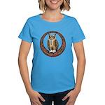 Celtic Owl Women's Dark T-Shirt