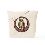 Celtic Owl Tote Bag