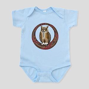 Celtic Owl Infant Bodysuit