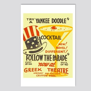 Follow The Parade WPA Poster Postcards (Package of