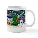 Xmas Magic & Eskimo Spitz Mug