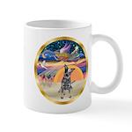 XmasStar/Cattle Dog Mug