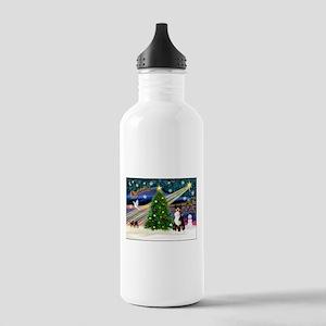 XmasMagic/Aussie (#7T) Stainless Water Bottle 1.0L