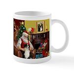 Santa's Aussie (Tri2) Mug