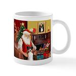 Santa's Tri Aussie (#7) Mug