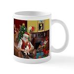 Santa's Beagle Mug