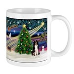 Xmas Magic & Border Collie Mug