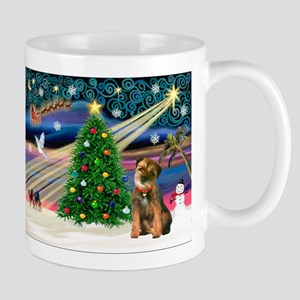 Xmas Magic & Border T Mug