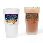 XmasSunrise/Boxer #! Drinking Glass