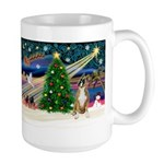 XmasMagic/Boxer (#1) Large Mug