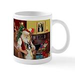 Santa's Boxer (#1) Mug