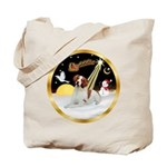 Night Flight/Brittany Span Tote Bag