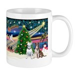 XmasMagic/2 Bullies Mug