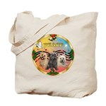 XmasMusic 3/3 Cairns Tote Bag