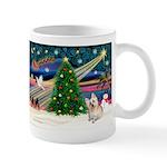 Xmas Magic & Cairn Terrier Mug