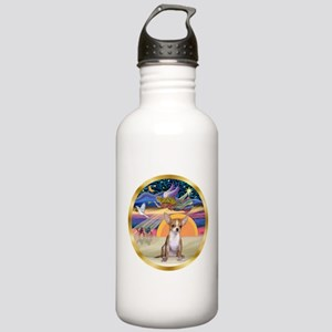 XmasStar/Chihuahua #1 Stainless Water Bottle 1.0L