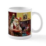 Santa's Chihuahua Mug