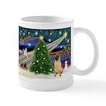 Christmas Magic & Shar Pei #2 Mug