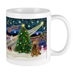 XmasMagic/Cocker (Brn) Mug