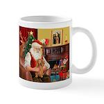 Santa's Dachshund (LH-S) Mug
