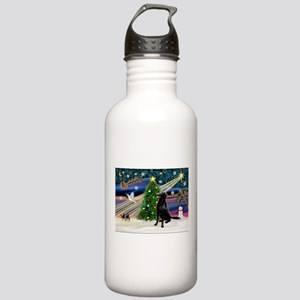 Xmas Magic & FCR Stainless Water Bottle 1.0L