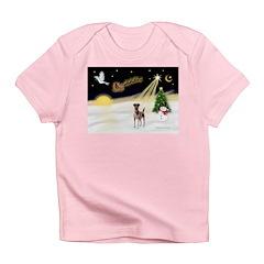 Night Flight/Fox Terrier 5 Infant T-Shirt