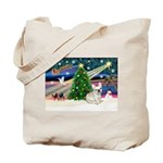 Xmas Magic & FBD Tote Bag