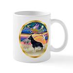 XmasStar/German Shepherd #14 Mug