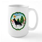 Take Off1/German Shepherd #14 Large Mug