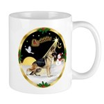 Night Flight/German Shepherd Mug