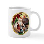 Santa's German Shepherd #15 Mug