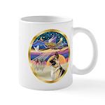 XmasStar/German Shepherd #13B Mug