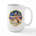 XmasStar/German Shepherd #11 Large Mug