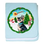 Take Off1/German Shepherd #15 baby blanket