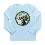 Take Off1/German Shepherd #15 Long Sleeve Infant T