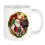 Santa's German Shepherd #12 Mug
