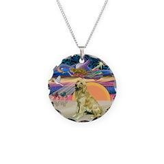 XmasStar/Golden #1 Necklace