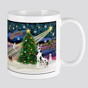 XmasMagic/Great Dane (H) Mug
