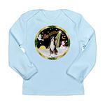 Night Flight/GSMD Long Sleeve Infant T-Shirt