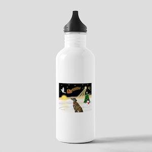 Night Flight/Greyhound (brin0 Stainless Water Bott
